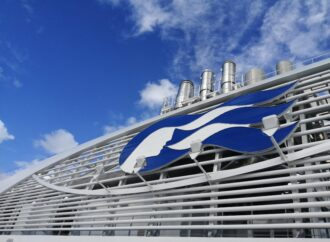PRINCESS CRUISES:ADDIO ESTATE